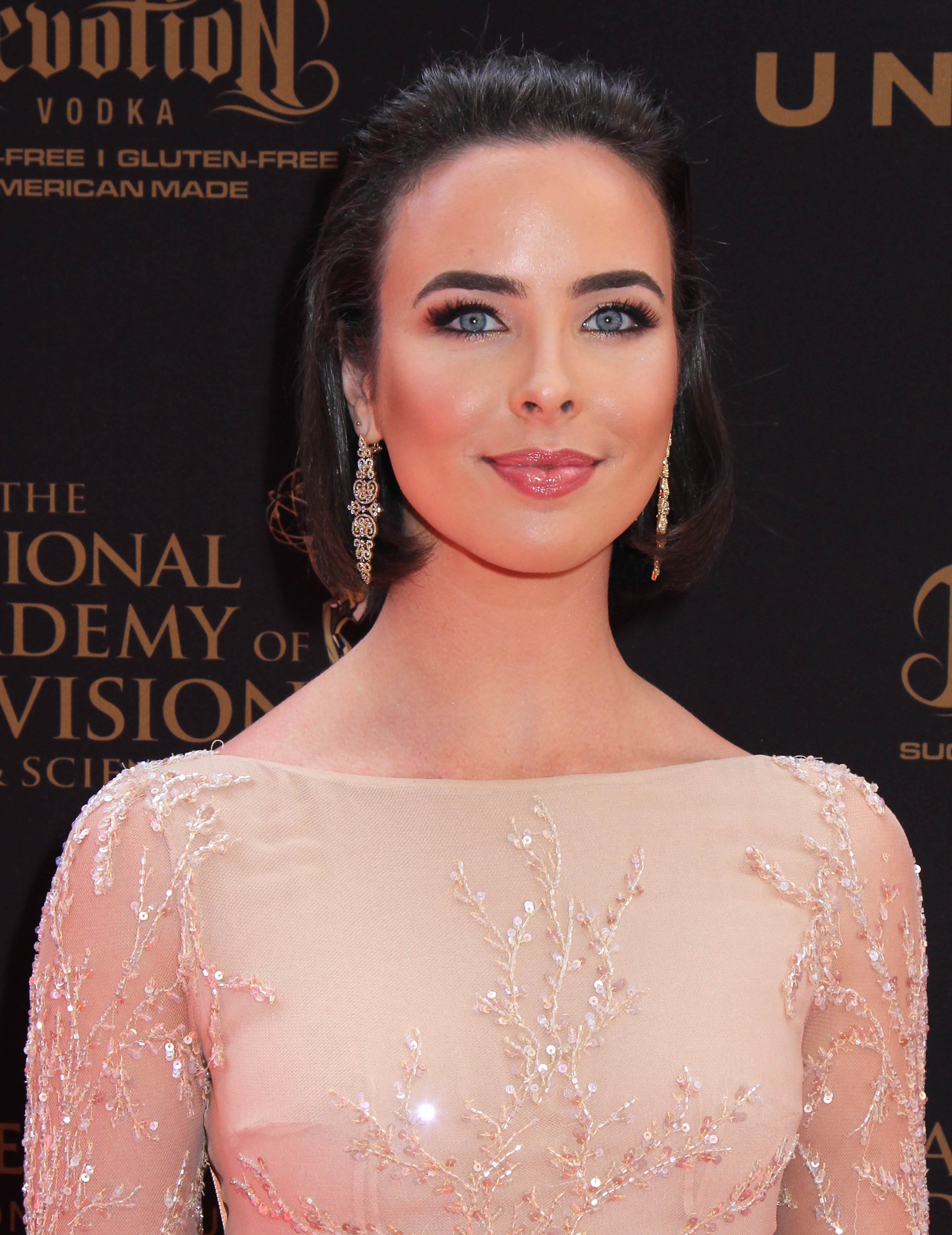 Ashleigh Brewer 43rd Annual Daytime Emmy Awards - Arrivals Held at the Westin Bonaventure Hotel on May 1, 2016. @Steven Bergman