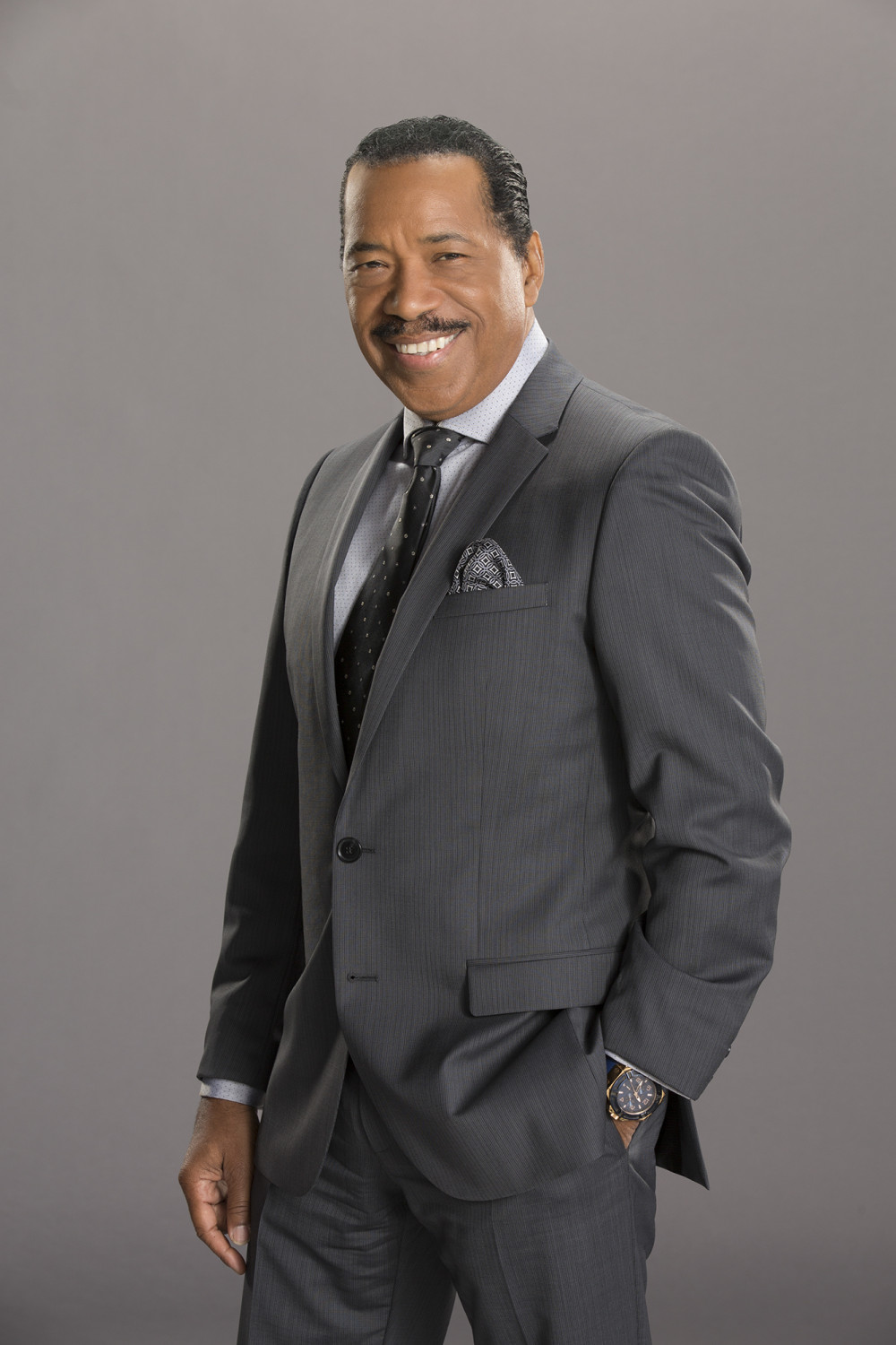 Obba Babatundé as Julius Avant  Photo: Cliff Lipson/CBS ©2015 CBS Broadcasting Inc. All Rights Reserved.