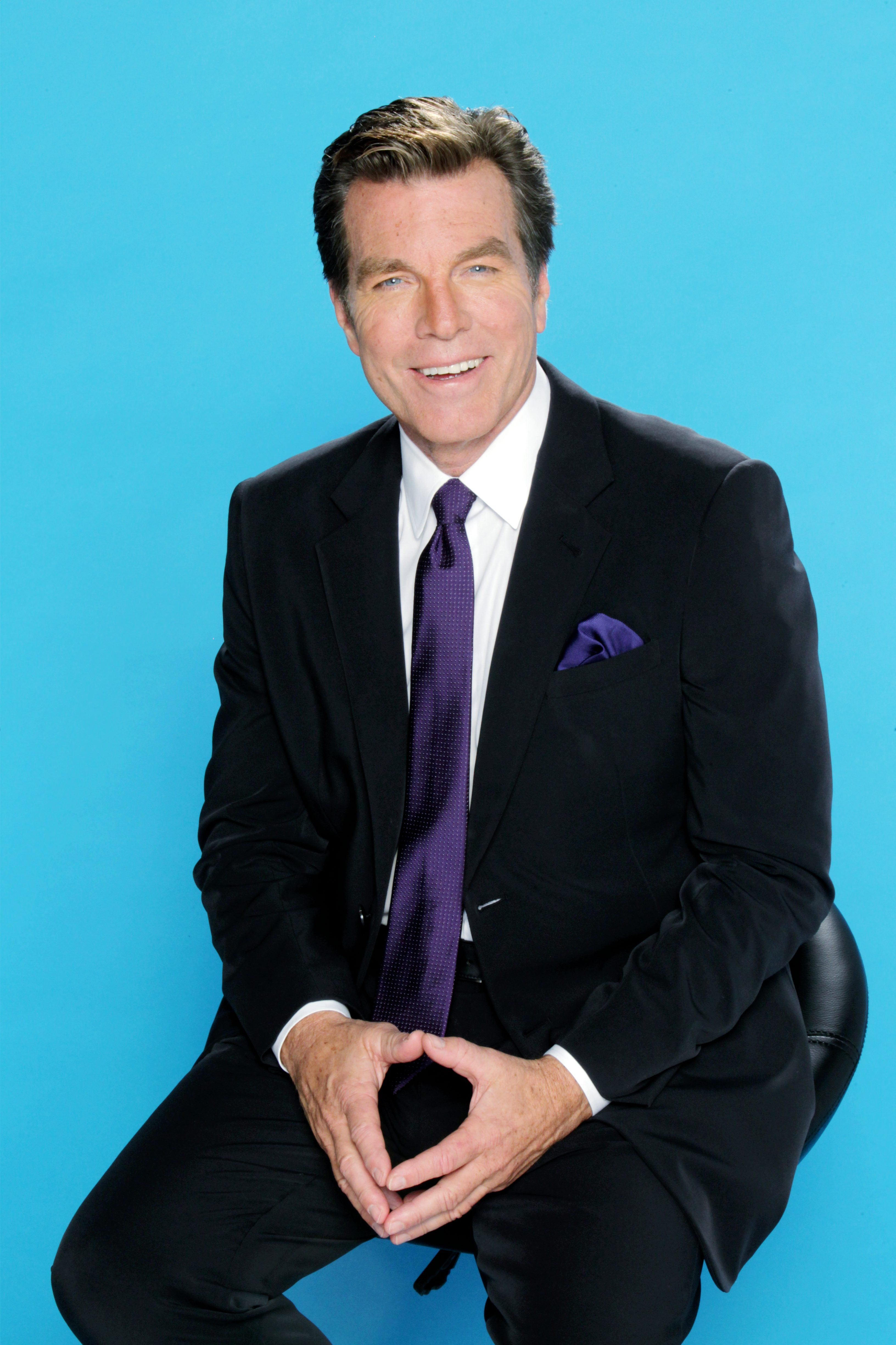 """Peter Bergman, Gina Tognoni, Cady McClain""""The Young and the Restless"""" Set Shoot with Peter Bergman/Gina Tognoni/Cady McClain"""