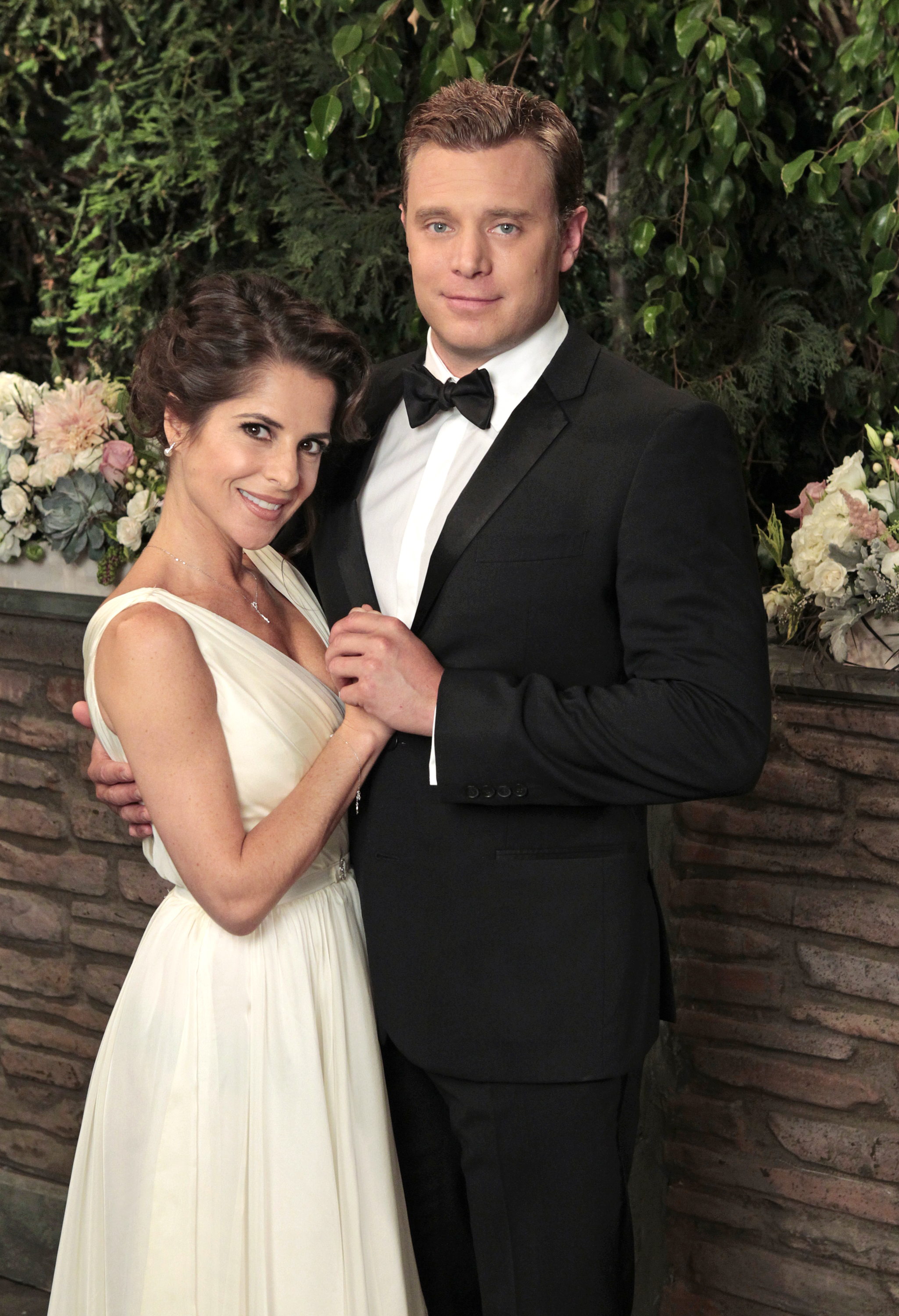 Exclusive Sneak Peek Gh S Jason And Sam Tie The Knot
