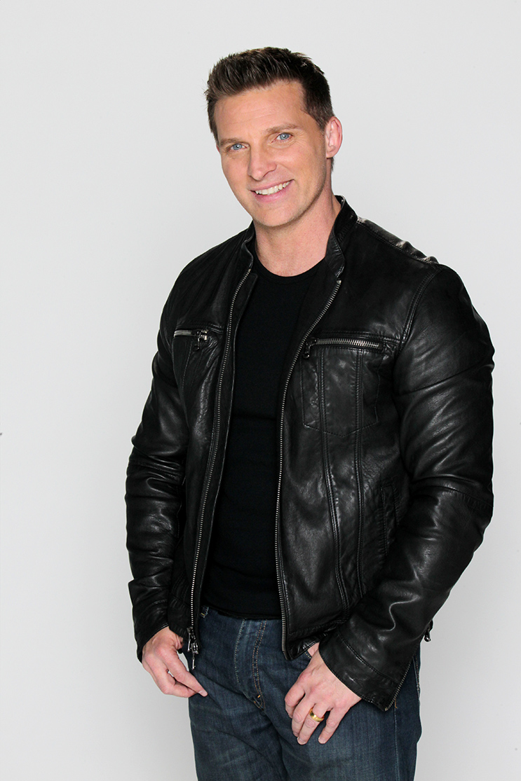 icymi steve burton opens up about his departure from y r soap rh soapoperadigest com