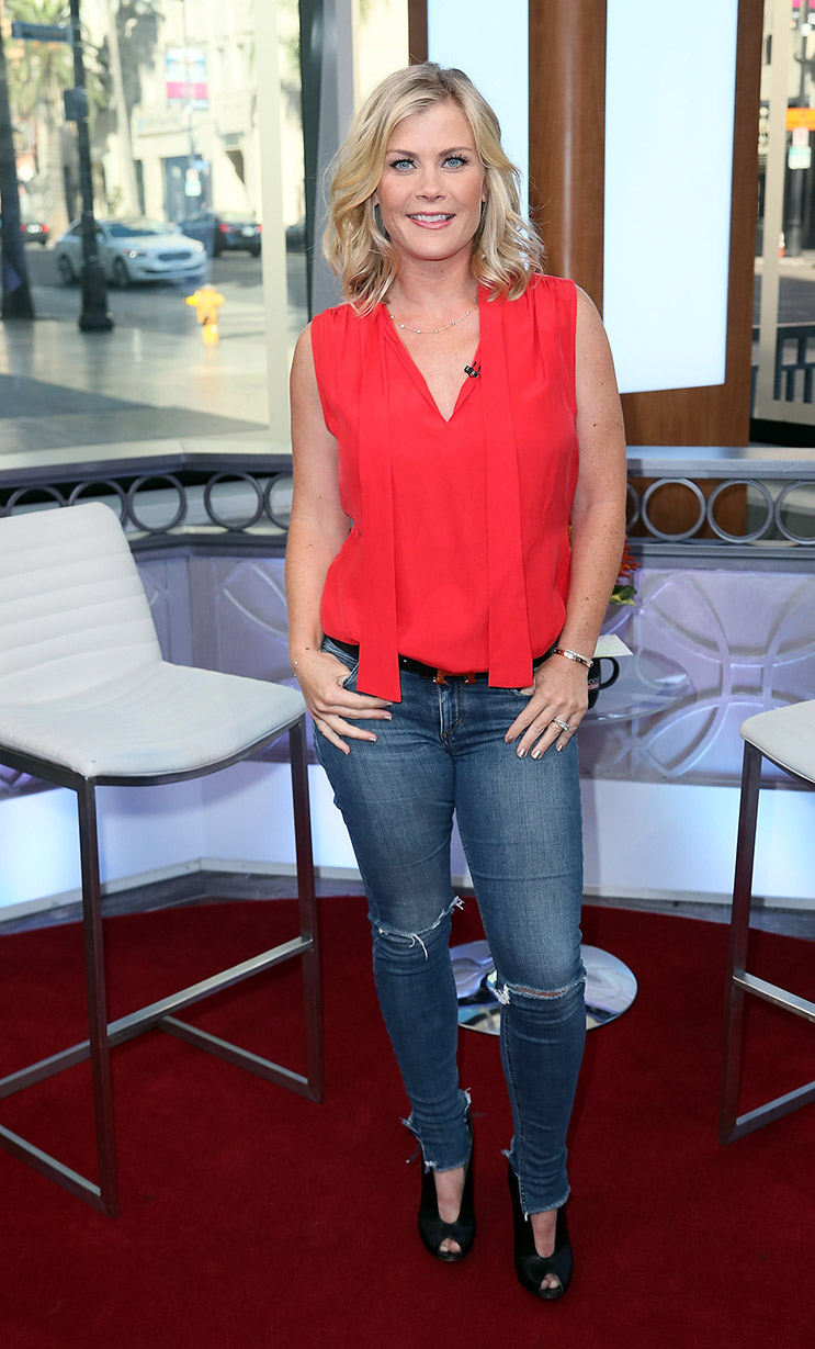 alison sweeney new haircut - Haircuts Models Ideas