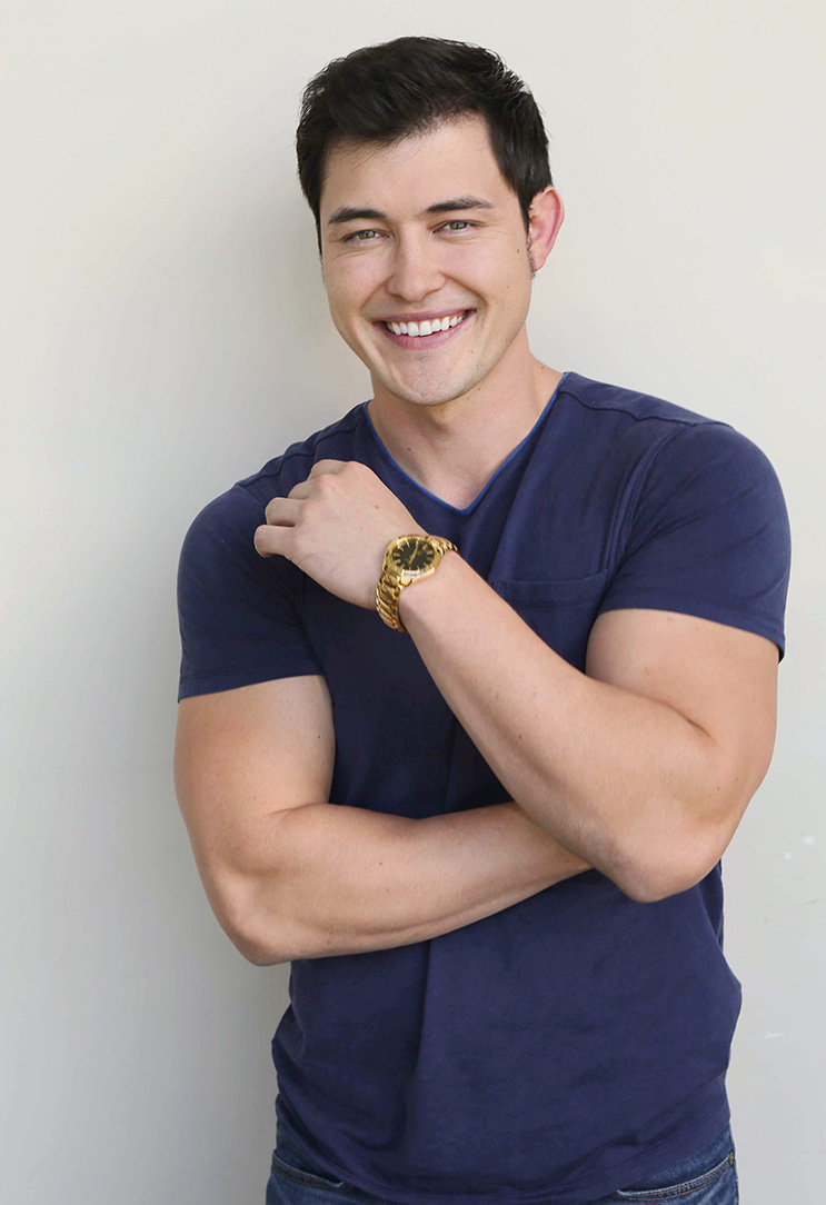 Tuesday Fast Five With Christopher Sean Soap Opera Digest