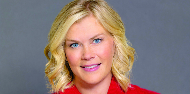 Christmas At Holly Lodge Cast.Icymi Alison Sweeney Interview Soap Opera Digest
