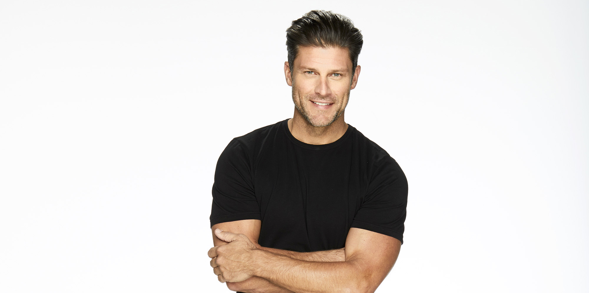 days s greg vaughan reveals romance with angie harmon soap opera