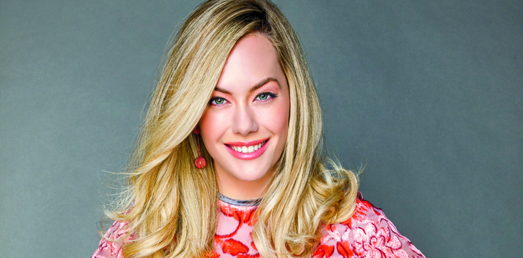 Tuesday Fast Five With Annika Noelle (Hope, B&B) - Soap