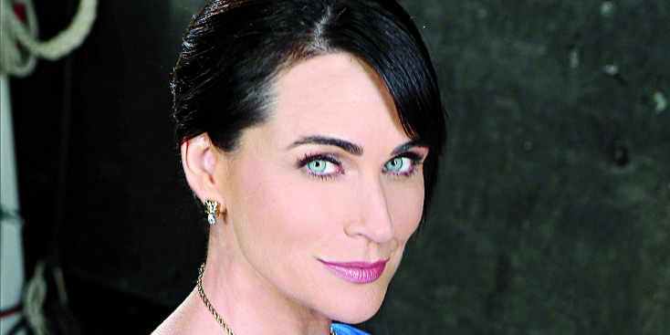 Rena Sofer beauty and the beast