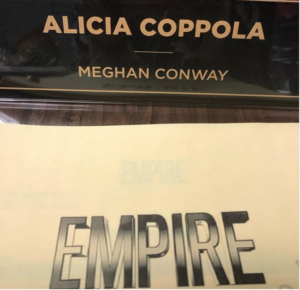 Alicia Coppola Empire