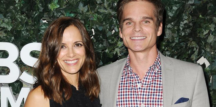 Rebecca and Greg