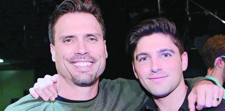 Josh and Robert