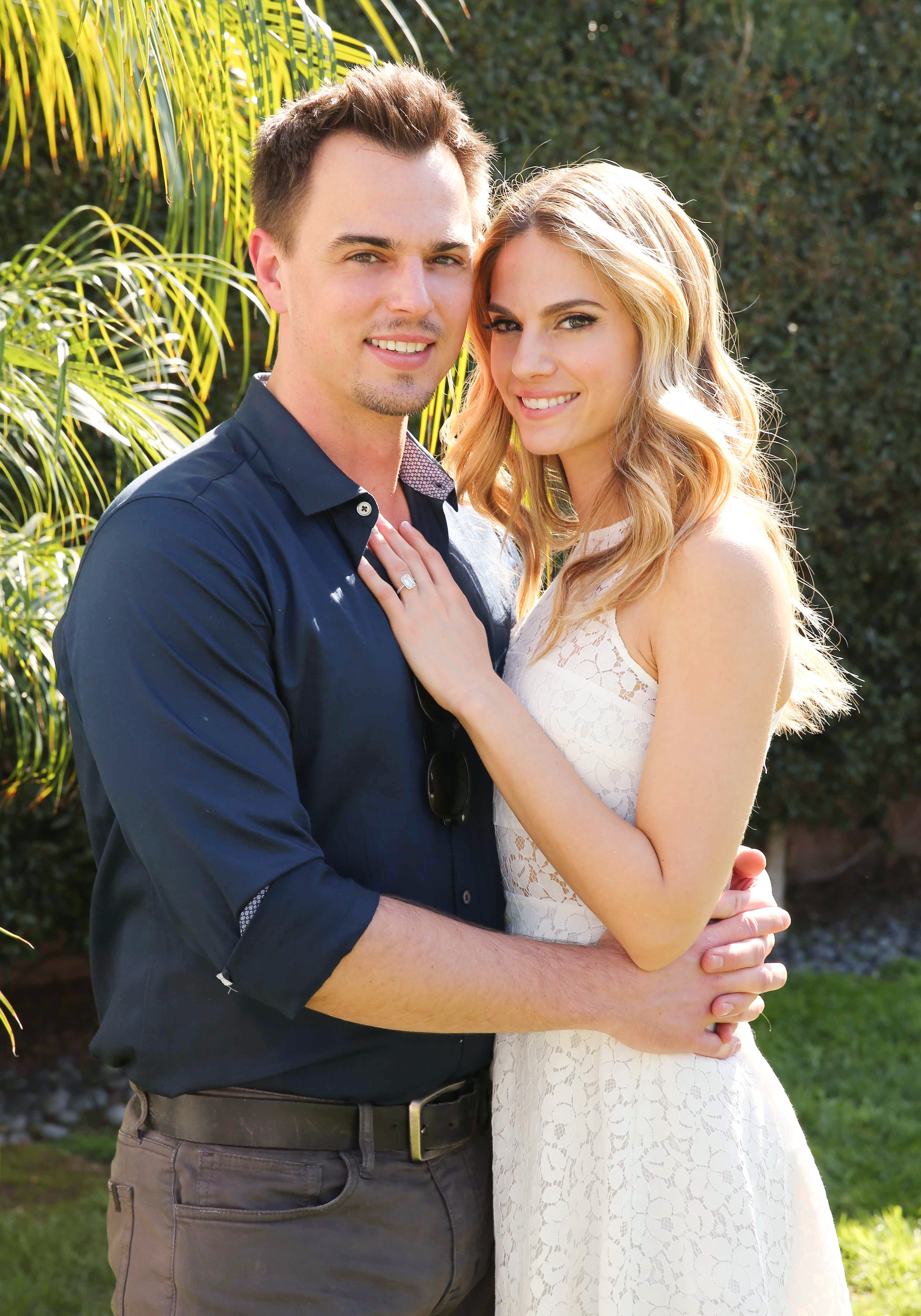 "B&B's BROOKS AND KRUGER READY TO SAY ""I DO"" - Soap Opera Digest"