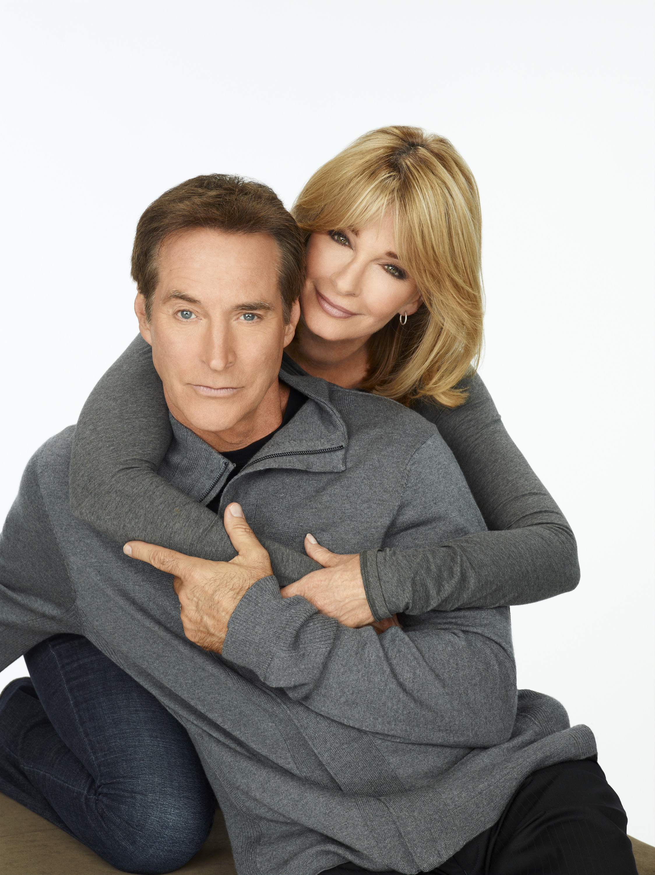 TUNE-IN ALERT! ROMANCE FOR DAYS'S JOHN AND MARLENA   Soap
