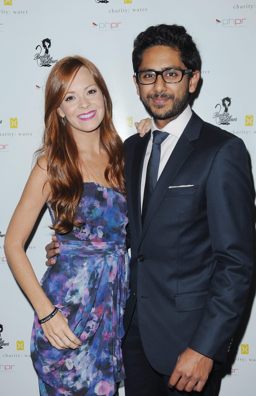 Adhir Kalyan dating Emily Wilson